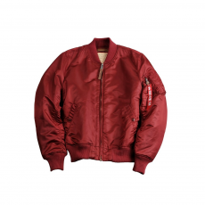 Alpha Industries MA-1 VF 59 Női - burgundy