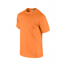 GILDAN ultra előmosott pamut póló, tangerine