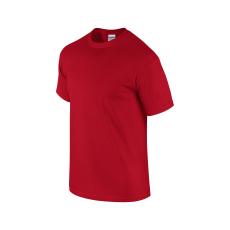 GILDAN ultra előmosott pamut póló, cseresznye