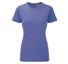 RUSSEL Karcsúsított fazonú, Russell Női póló, Purple Marl női póló