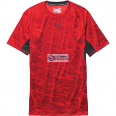 Under Armour Póló kompresyjna Under Armour HeatGear® Armour Printed Short Sleeve Compression M 1257477-984