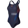 Speedo Strój kąpielowy Speedo Placement Powerback 2AF W 8-06187A590
