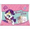 Móra Ferenc Ifjúsági Könyvkiadó My Little Pony - Divatos pónik kreatív divattervező könyv