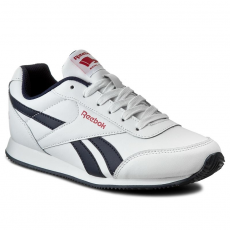 Reebok Cipők Reebok - Royal Cljog 2 V70490 Wht/Navy/Red