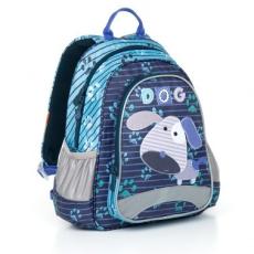 Topgal Gyermek hátizsák CHI 836 D Blue