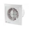 Vents Silenta-STH 150 Alacsony zajszintű axiális Fali Elszívó ventilátor időzitővel párakapcsolóval