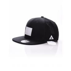 Dorko BADGE SNAPBACK BLACK/WHITE Sapka (D160370_0001)