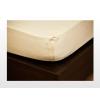 Naturtex Jersey gumis lepedő Vanilia 200x200 cm