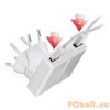 CELLULARLINE Dual USB Charger for iPad