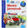 Ravensburger: Mit miért hogyan mini - Mentőjárművek