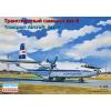 Eastern Express Antonov An-8 Russian transport aircraft, Aeroflot repülőgép makett Eastern express EE14495