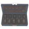 Üres fém tok a BGS 5205 levegős hosszított dugókulcs készlethez (BGS 5205-LEER)