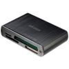 Akasa CARD READER AKASA AK-CR-08BK USB 3.0 Card Reader - Fekete