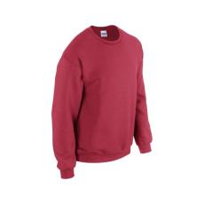 GILDAN kereknyakú pulóver, antik cseresznye