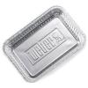 Weber aluminium csepegtetőtálca malá (10 db)