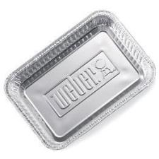Weber aluminium csepegtetőtálca malá (10 db) kerti sütés és főzés