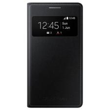 Samsung EF-CG355BBEGWW S View Cover Galaxy Core 2 (čierny) tok és táska