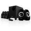 Creative Inspire T6300 5.1 fekete hangszóró