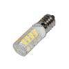 LEDvonal LED lámpa , égő , kukorica , E14 foglalat , 5 Watt , 360° , hideg fehér