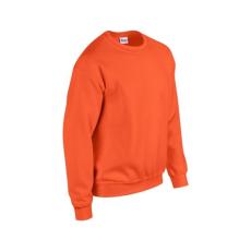 GILDAN kereknyakú pulóver, orange