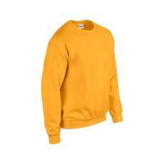 GILDAN kereknyakú pulóver, gold