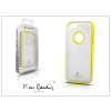 Pierre Cardin Apple iPhone 5/5S/SE hátlap - sárga
