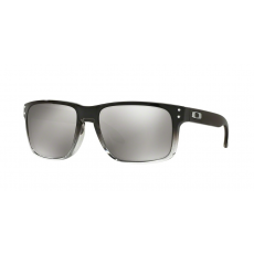 Oakley OO9102 A9 HOLBROOK DARK INK FADE CHROME IRIDIUM POLARIZED napszemüveg