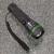 Life Light Led IP 65 vízálló, fúkuszálható, műanyagházas zseblámpa. 3db AAA elemmel működik.
