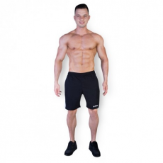 GymBeam Clothing Rövidnadrág Jersey Black - GymBeam