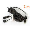 diLED 2 m hosszabbító kábel