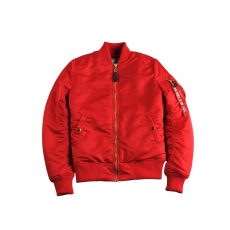 Alpha Industries MA-1 VF PM Női - speed red