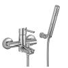 Bugnatese Smart 2102CR Kádcsaptelep zuhanyszettel CR / KRÓM