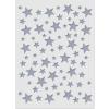 No-name Stencil műanyag Csillagok HDS-23