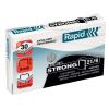 Rapid Tűzőkapocs Superstrong-21/6-24867700- 1000db/dob horganyzott
