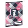 Ars Una Füzet-93587624-A/5 14-32 lap 1 o. Think-Pink <10db/csomag>