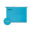 ESSELTE Függőmappa -93130-ESSELTE CLASSIC gyorslefűző szerkezettel KÉK