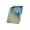 Leitz Karton mappa ablakos 39500350 A4, 160g V.ZÖLD LEITZ