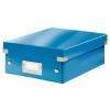 Leitz Rendszerező doboz-60570036- S méret Kék CLICK&STORE