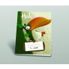 AngryBirds Füzet (16-32) A5 2.o. Angry Birds MOVIE BOYS Hal<20db/csom>