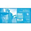 SilverBall Bevételi pb. 25x3 -B.318-102/ A/ V-  <40tömb/ cs>