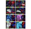 Interdruk Rajzlap színes - vegyes mintákkal - A4 20iv/ tömb Pókember <10tömb/ csom rajzlap