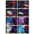 Interdruk Rajzlap színes - vegyes mintákkal - A4 20iv/ tömb Pókember <10tömb/ csom