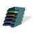 DURABLE Irattálca -7705- színes VARICOLOR <5db/set> DURABLE