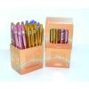 Spoko Golyóstoll Spoko 112 átlátszó vegyes színű tolltest, <28 db/display>