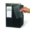 3L Címketartó tok kézzel írható betétlappal ellátva 75 x 150 3L<3db/csom>