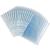 SilverBall Genotherm lefűzhető A4 50mic. VÍZTISZTA SilverBall <100db/csom>