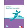 Mit Erfolg zum Zertifikat Deutsch B1 Testbuch + Audio-CD