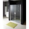 Sapho ONE kétszárnyú nyíló zuhanyajtó 220x190 cm transzparent üveg