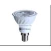Globál JDR E14 COB 6W LED Izzó 100-250V ̴ 50/60Hz 3000K