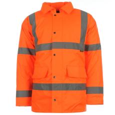 Dunlop Fényvisszaverő kabát Dunlop fér.